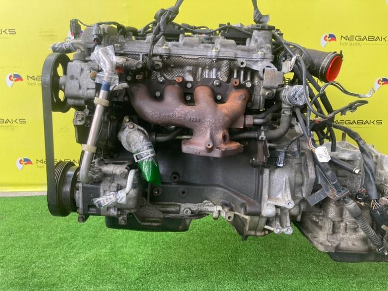 Двигатель Mazda Premacy CP8W FP-DE 2004 929930 (б/у)