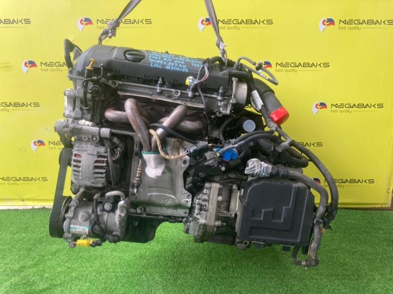 Двигатель Peugeot 207 WK EP6 2009 0306189 (б/у)