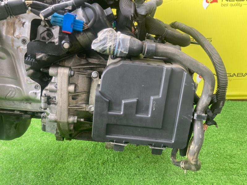 Акпп Peugeot 207 WK EP6 2009 AL4 (б/у)
