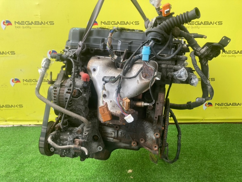 Двигатель Nissan Ad VHNY11 QG18DE 2002 (б/у)