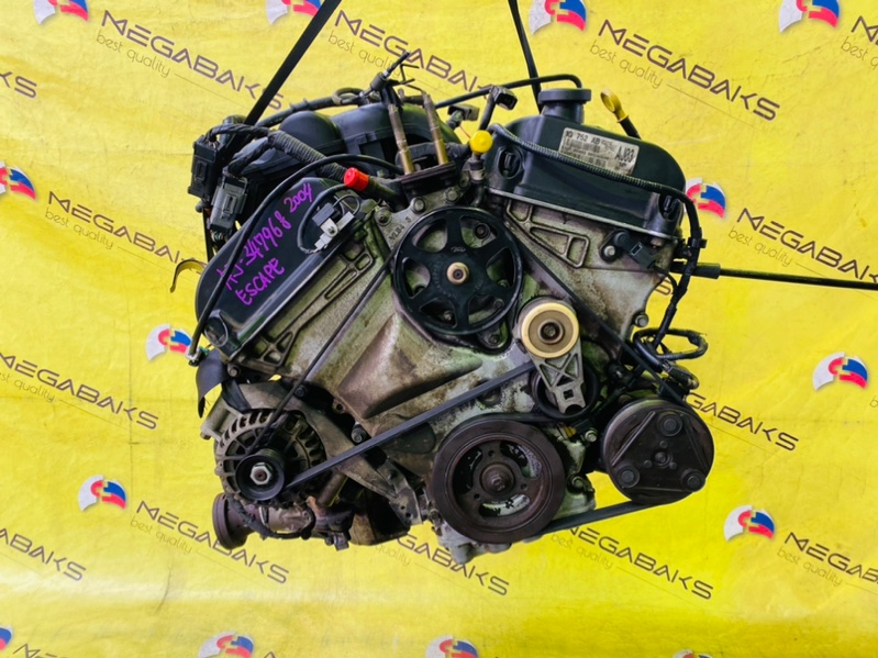 Двигатель Ford Escape EPFWF AJ 2004 347968 (б/у)