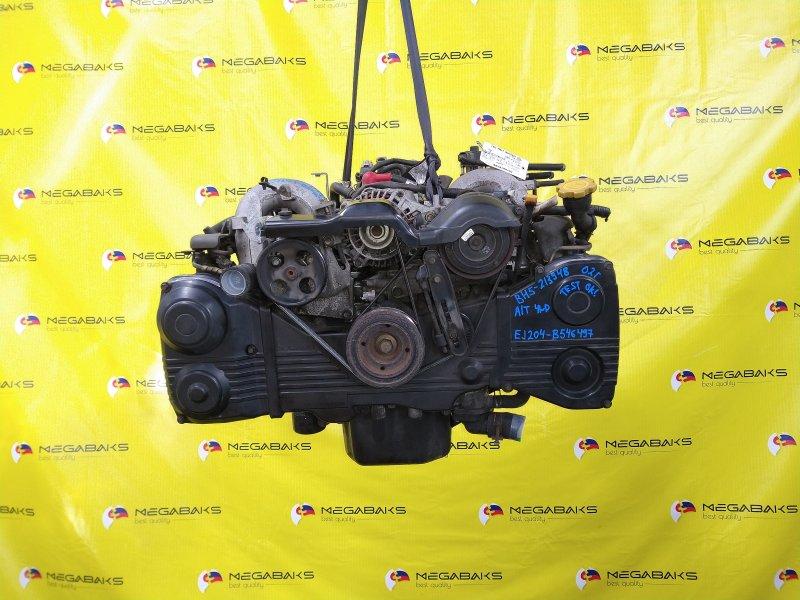 Двигатель Subaru Legacy BH5 EJ204 2002 B546497 (б/у)