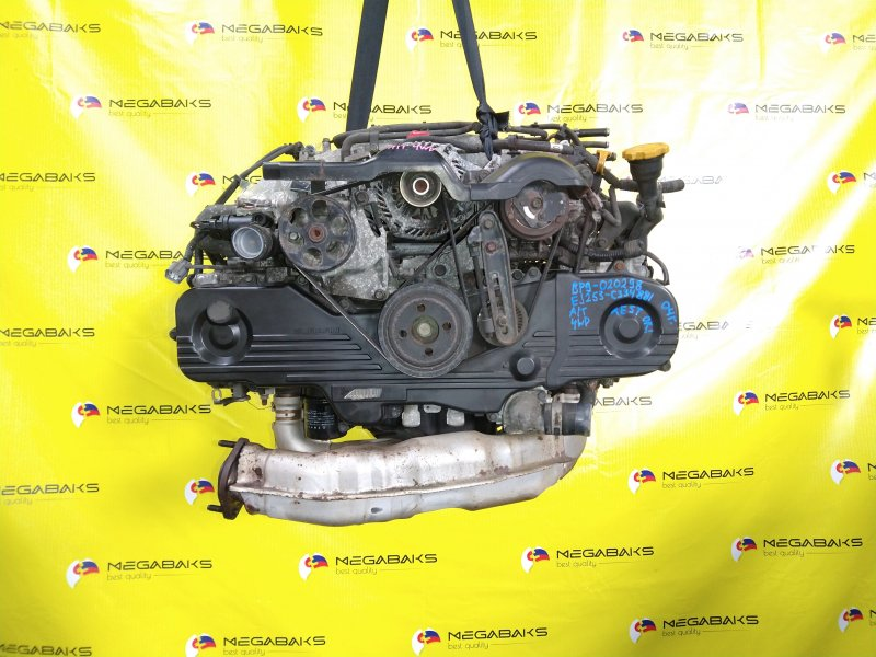 Двигатель Subaru Outback BP9 EJ253 2004 C334881 (б/у)