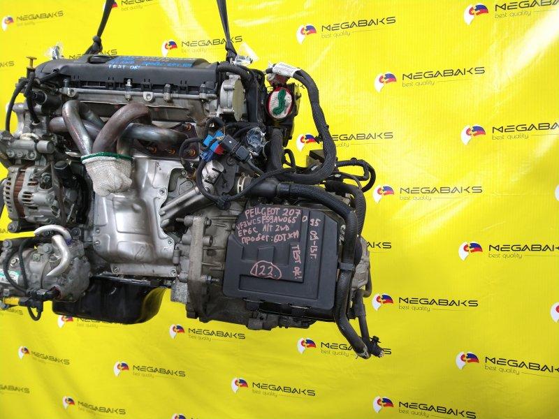Акпп Peugeot 207 WC EP6C 2009 AL4 (б/у)