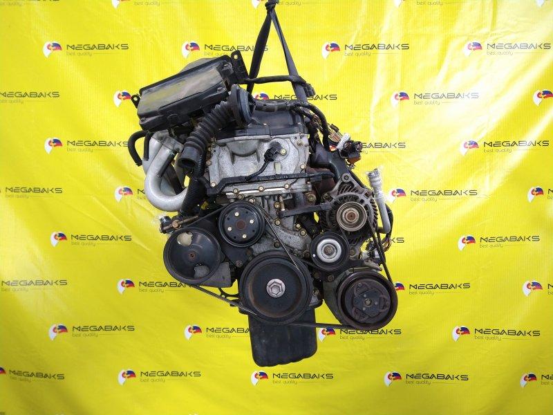 Двигатель Nissan Bluebird Sylphy QG10 QG18DE 2003 321440A (б/у)