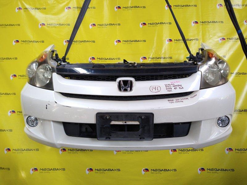Nose cut Honda Stream RN2 D17A 2004 100-22479, TYPE S (б/у)