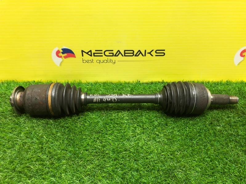 Привод Honda Legend KB1 J35A задний правый (б/у)