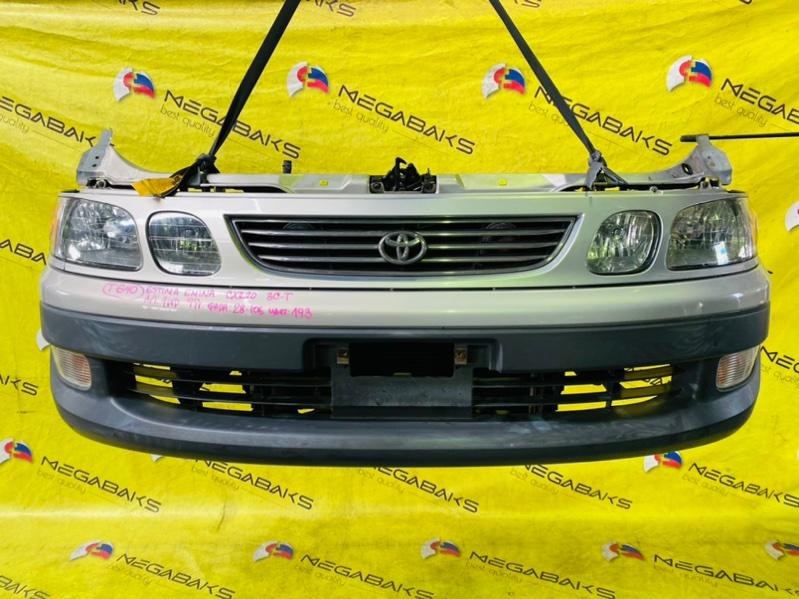Nose cut Toyota Estima Emina CXR20 3C-T 1997 28-106 (б/у)