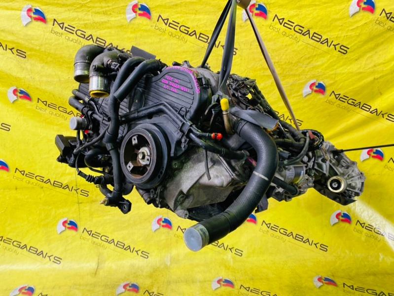Двигатель Toyota Estima Emina CRX20 3C-T 1997 3508194 (б/у)