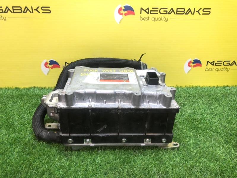 Инвертор Nissan Fuga HY51 VQ35HR 291A0 1MG0A (б/у)