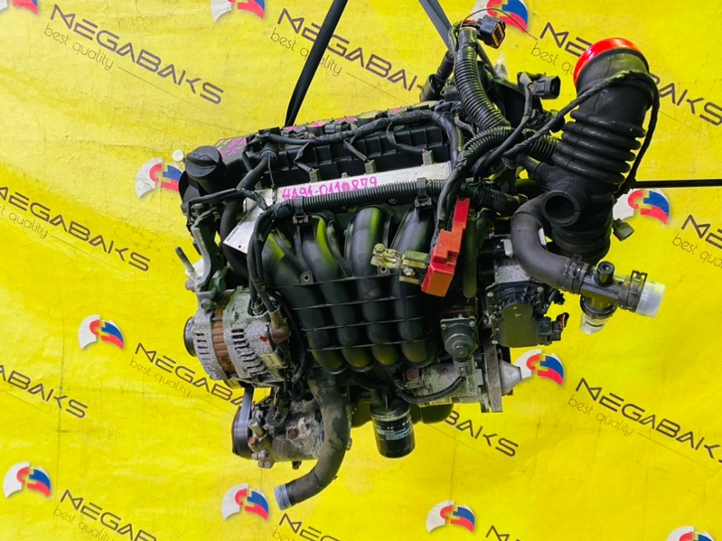 Двигатель Mitsubishi Colt Z24W 4A91 2008 0110879 (б/у)