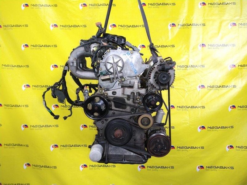 Двигатель Nissan X-Trail NT30 QR20DE 2002 282309A (б/у)