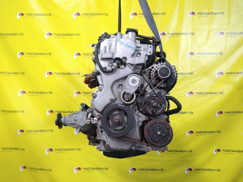 Двигатель Nissan X-Trail NT31 MR20DE 2008 548934A (б/у)