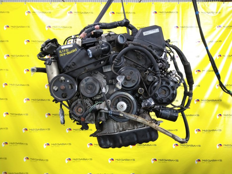 Двигатель Toyota Celsior UCF21 1UZ-FE 1997 0666869 (б/у)