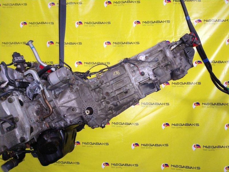 Мкпп Subaru Legacy BH5 EJ204 2002 TY754VSBAA (б/у)