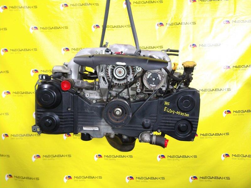 Двигатель Subaru Exiga YA5 EJ204 2008 D579200 (б/у)