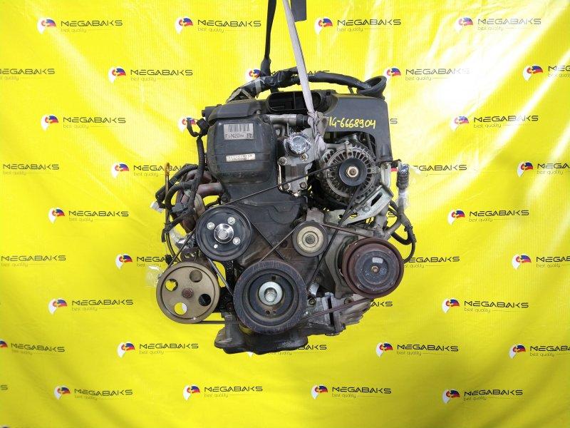 Двигатель Toyota Mark Ii GX105 1G-FE 1999 6668904 (б/у)