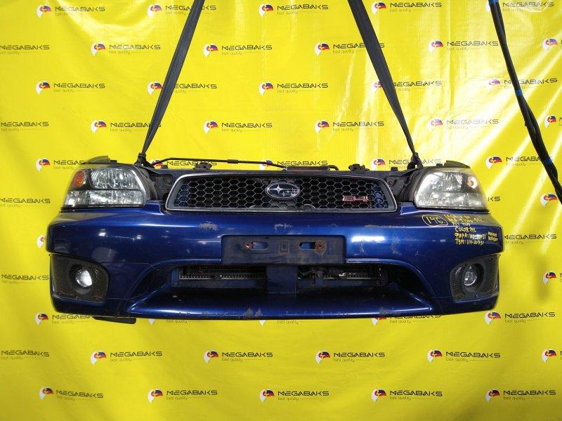 Nose cut Subaru Legacy BE5 EJ206 2001 100-20751 (б/у)