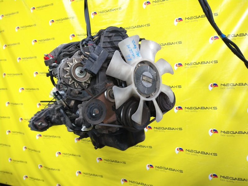 Двигатель Mazda Bongo SK22M R2 1999 790839 (б/у)