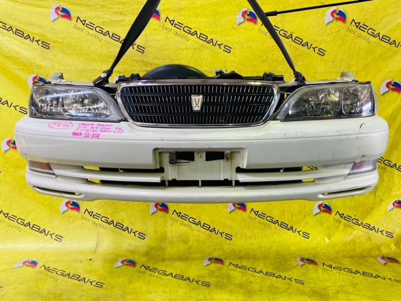 Nose cut Toyota Cresta JZX100 1JZ-GE 1999 22-258, II MODEL (б/у)