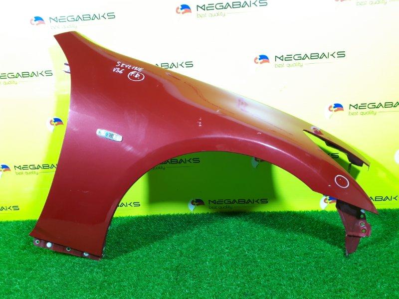 Крыло Nissan Skyline V36 переднее правое (б/у)
