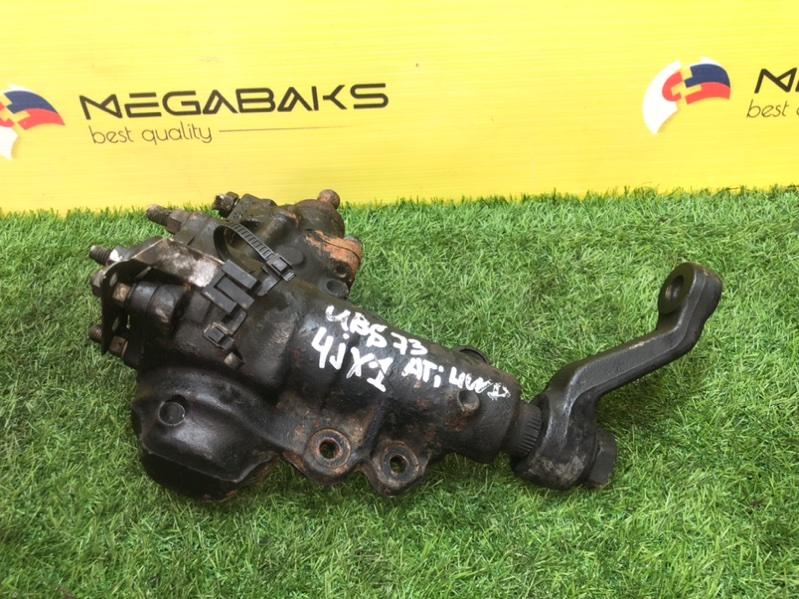 Рулевой редуктор Isuzu Bighorn UBS73 4JX1 (б/у)