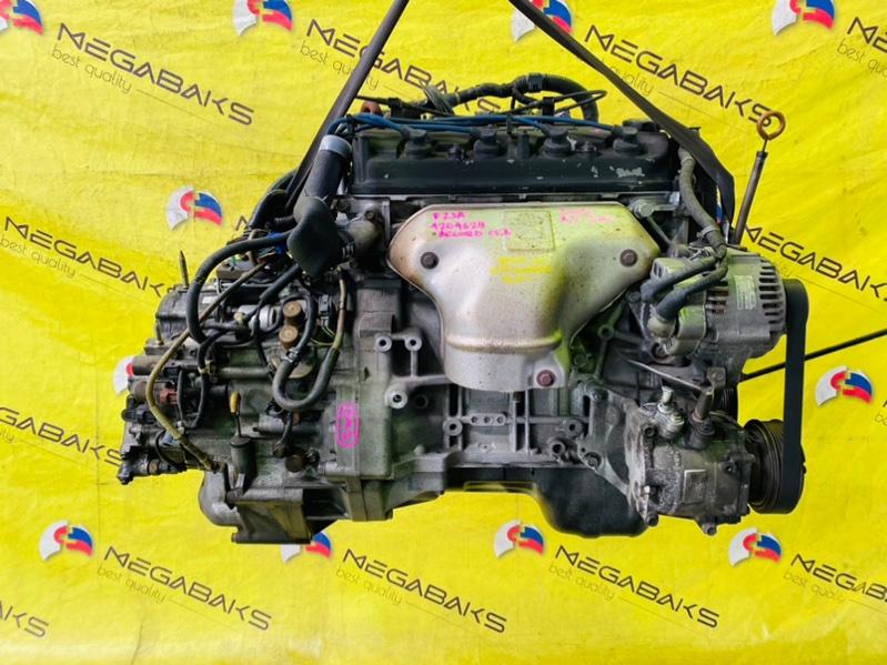 Двигатель Honda Accord CF6 F23A 2002 1204624 (б/у)