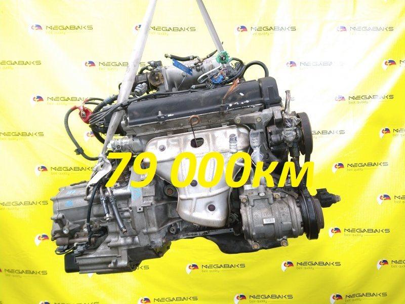 Двигатель Honda Stepwagon RF2 B20B 2000 3477665 (б/у)