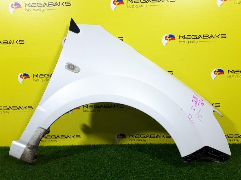 Крыло Toyota Will Vs NZE127 переднее правое (б/у)
