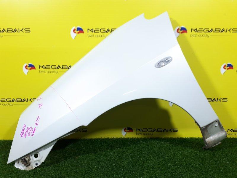 Крыло Suzuki Aerio RB21S переднее левое (б/у)