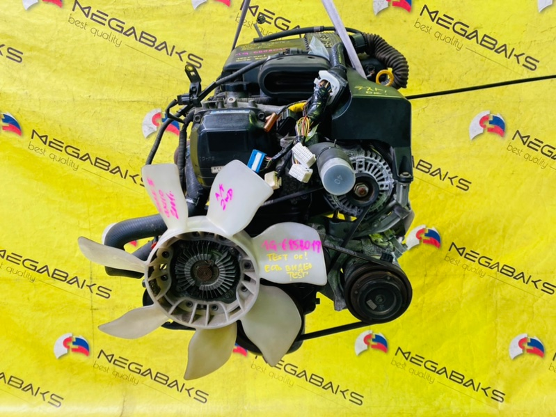 Двигатель Toyota Mark Ii GX110 1G-FE 2001 6858017 (б/у)