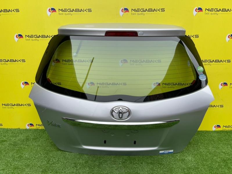 Дверь задняя Toyota Vitz KSP130 25-232 (б/у)