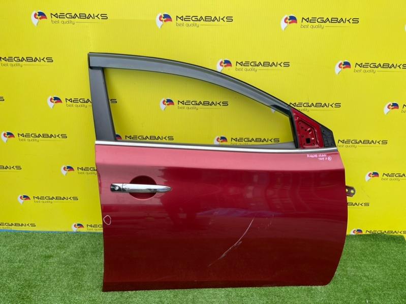 Дверь Nissan Sylphy TB17 передняя правая (б/у)