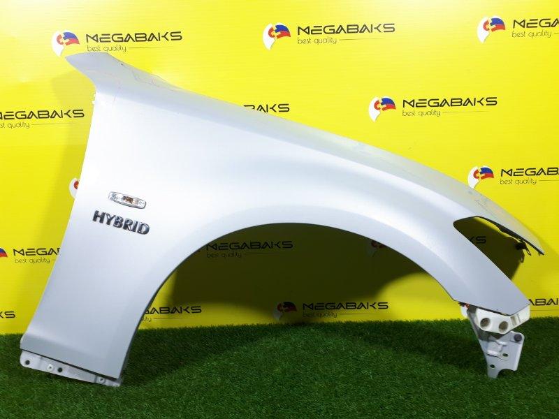 Крыло Nissan Fuga HY51 2011 переднее правое (б/у)