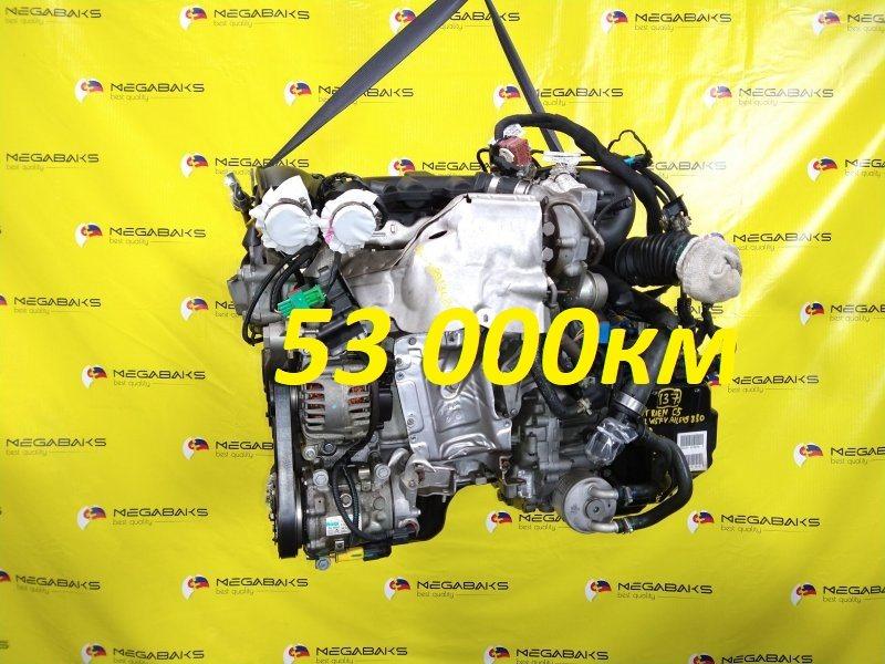 Двигатель Citroen C5 RW EP6CDT 2008 0891308 (б/у)