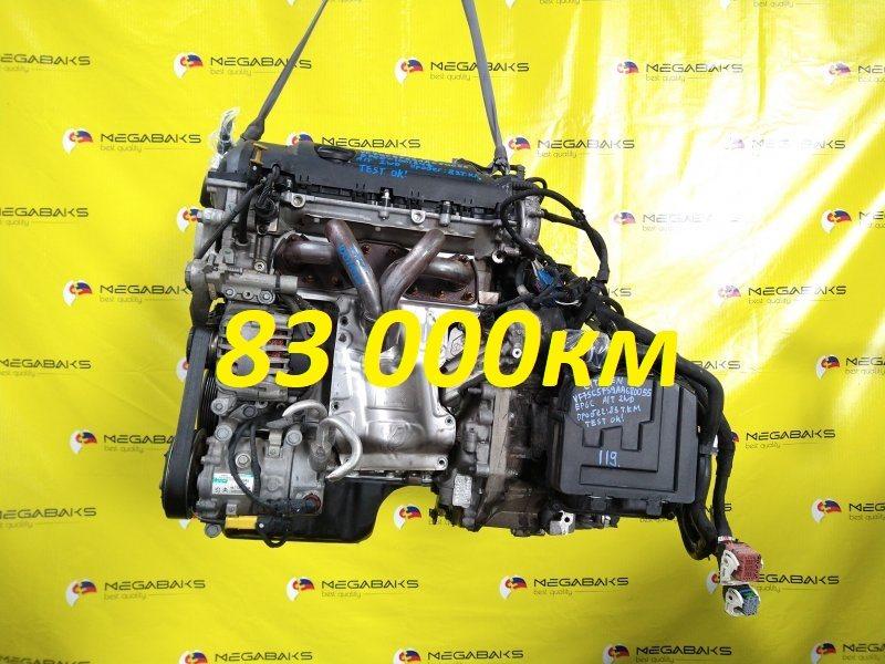Двигатель Citroen C3 A51 EP6C 1001847 (б/у)