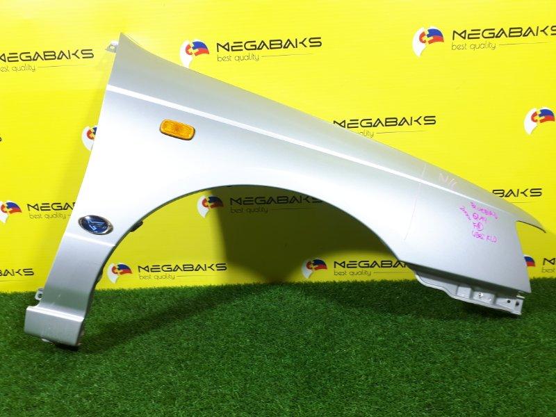 Крыло Nissan Bluebird QU14 переднее правое (б/у)
