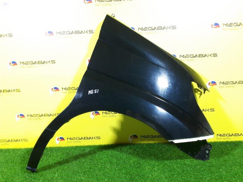 Крыло Nissan Elgrand NE51 переднее правое II MODEL (б/у)