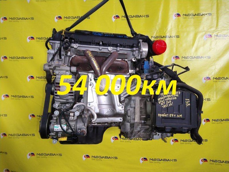 Двигатель Peugeot 207 WC EP6C 0701107 (б/у)