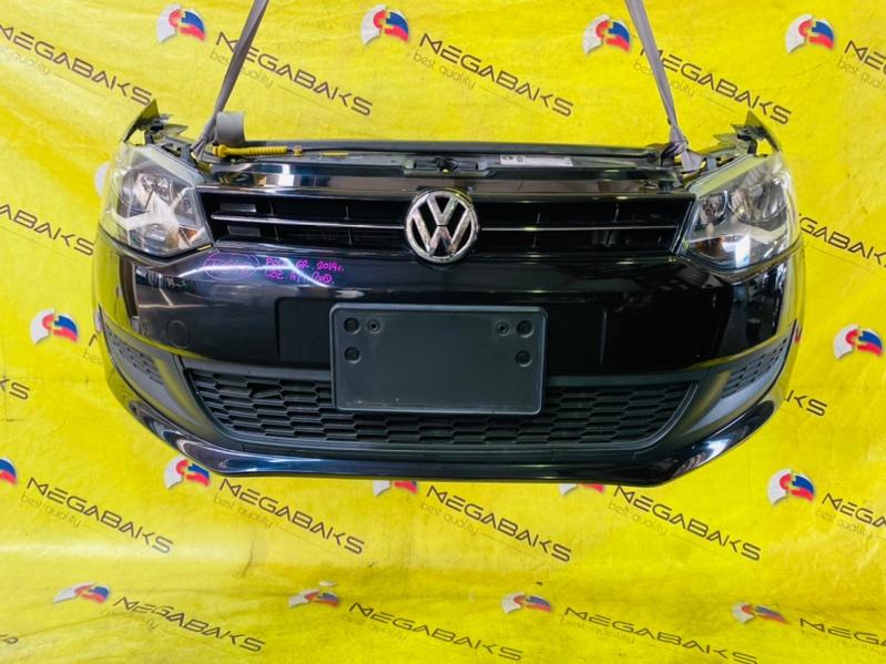 Nose cut Volkswagen Polo MK5 CBZ 2014 (б/у)
