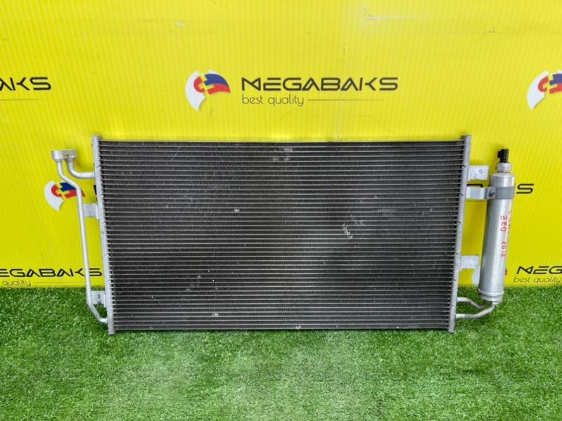Радиатор кондиционера Nissan Leaf ZE0 2012 (б/у)