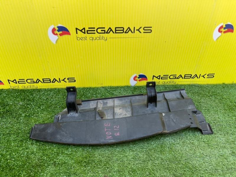 Защита радиатора Nissan Note E12 (б/у)