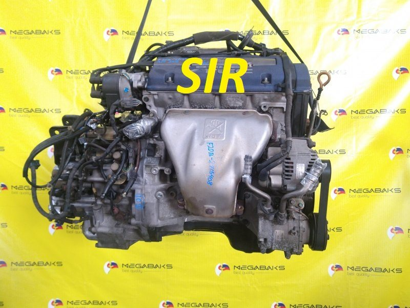 Двигатель Honda Accord CF4 F20B 1998 2715408 (б/у)