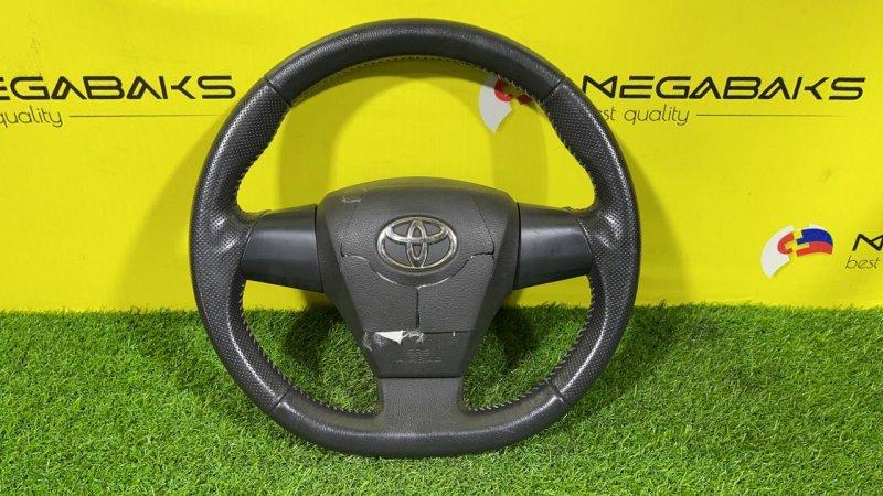 Руль Toyota Wish ZGE20 (б/у)