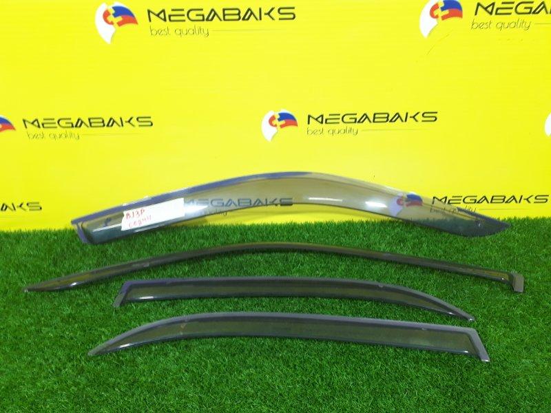Ветровики комплект Mazda Familia BJ3P SEDAN (б/у)