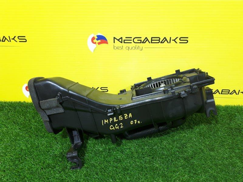 Мотор печки Subaru Impreza GD2 2007 (б/у)