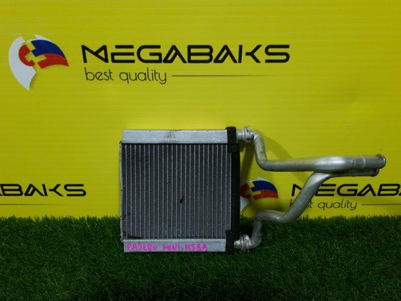 Радиатор печки Mitsubishi Pajero Mini H53A 2001 (б/у)