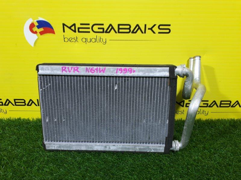 Радиатор печки Mitsubishi Rvr N61W 1999 (б/у)