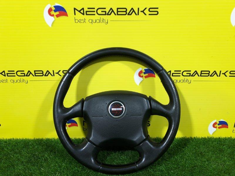 Руль Subaru Impreza Wrx GGA 2004 MOMO (б/у)