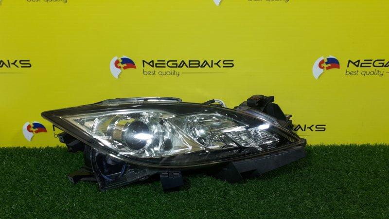 Фара Mazda Atenza GH5FW 2011 правая 41054 (б/у)